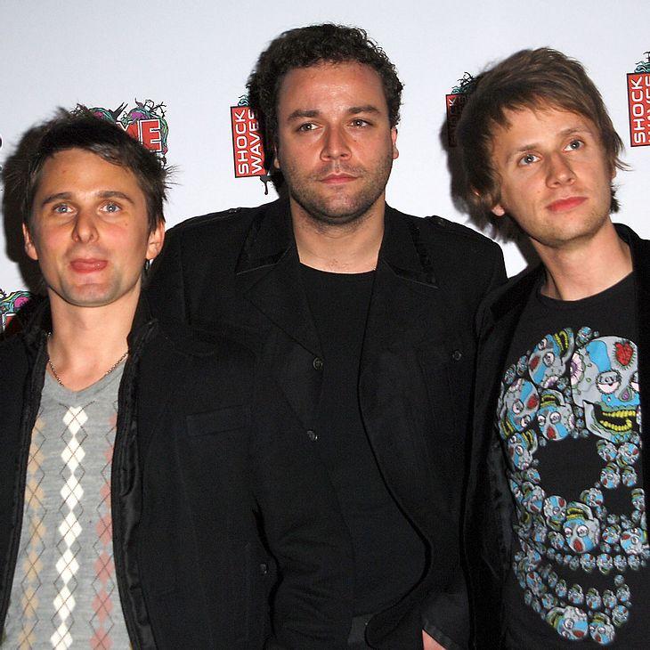 Muse werden auf 3,5 Millionen verklagt
