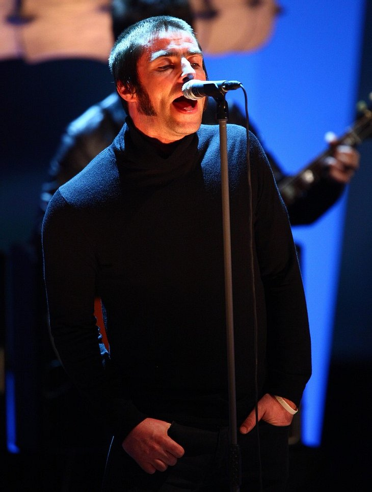 Liam Gallagher plant Damenmode