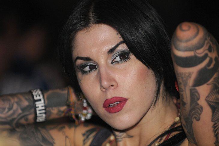 Kat Von D plant Rockkarriere
