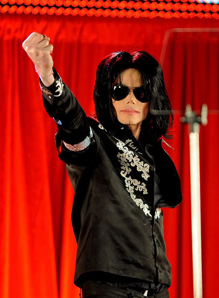 Michael Jackson bereits beerdigt?