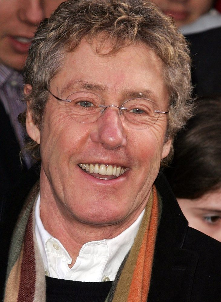Roger Daltrey will mit Jimmy Page rocken