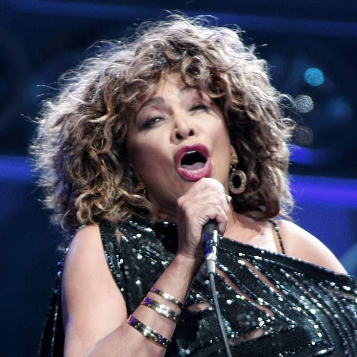 Tina Turner lernt jetzt Deutsch