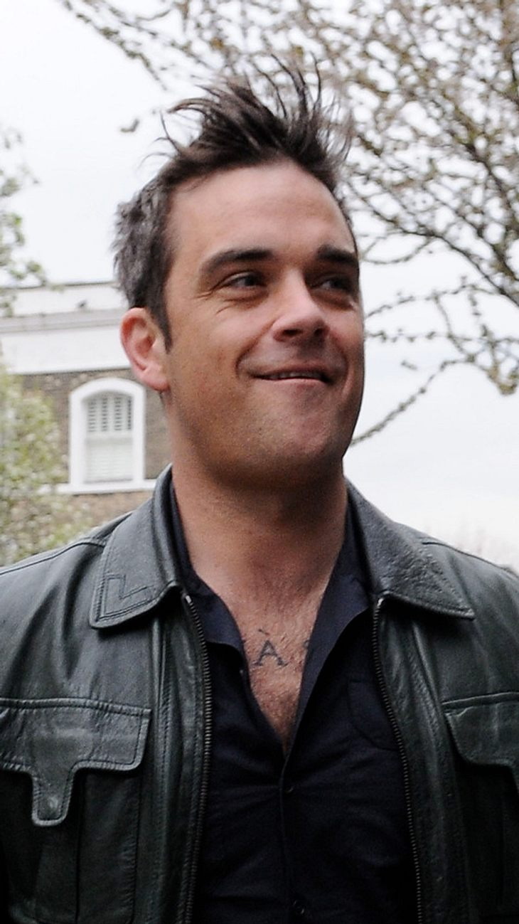 Robbie Williams erhält Toppreis bei den Brit Awards