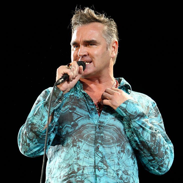 Morrissey beleidigt Barack Obama