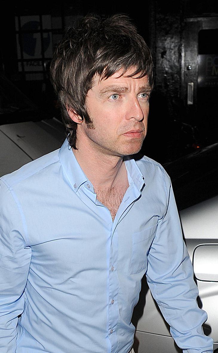 Gallagher: Keine Pläne für Soloalbum