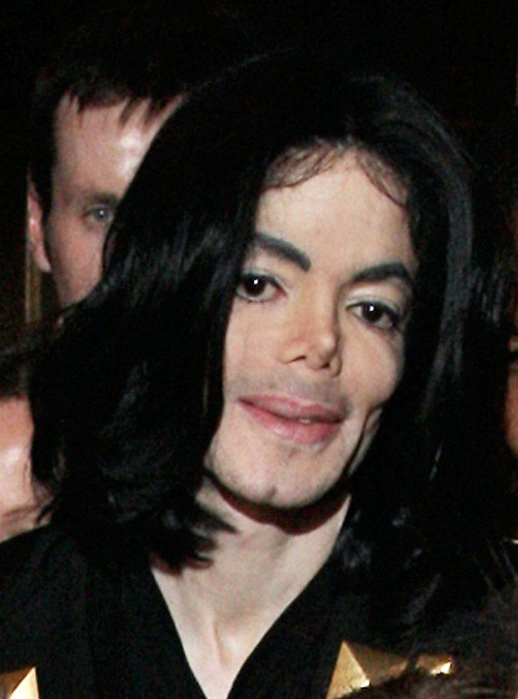 Michael Jackson beerdigt