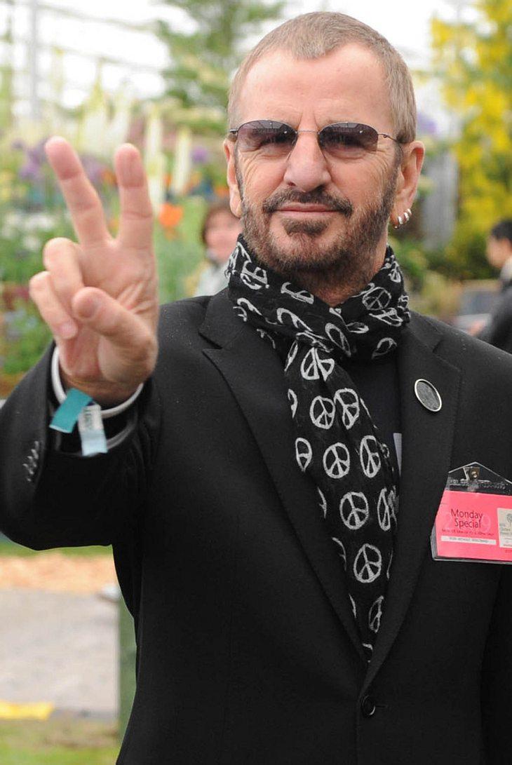 Ringo Starr verkauft sein Luxus-Anwesen