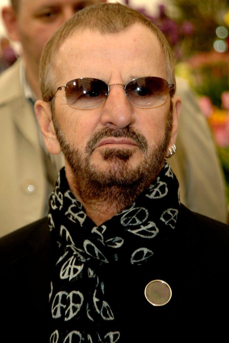 Ein Stern für Ringo Starr
