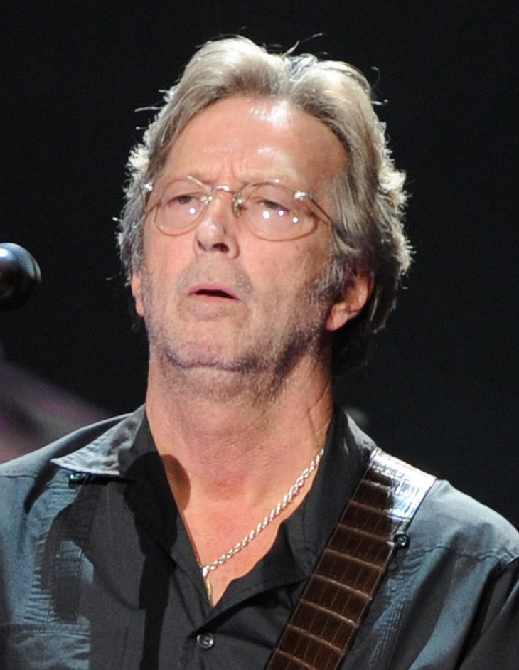Clapton muss Hall Of Fame-Gig wegen Gallensteinen absagen