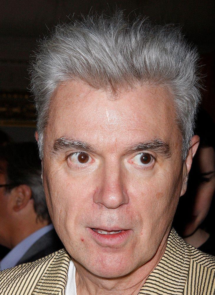 Byrne: Neues Album mit Fatboy Slim