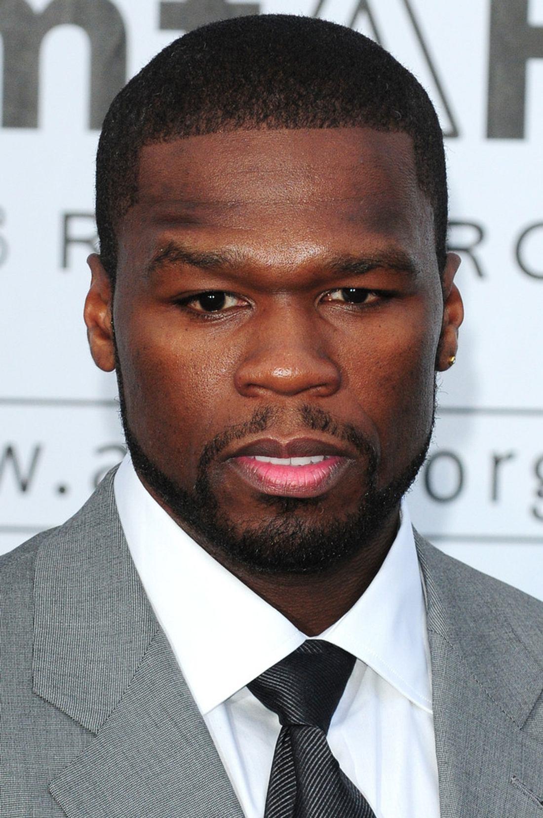 50 Cent: Arm-Tattoos weg für Filmkarriere