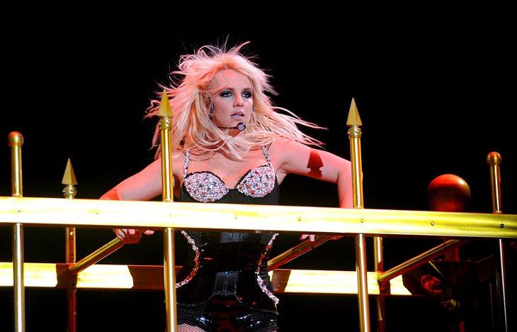 """Spears zeigt Tanzkönnen bei """"Mannequin"""""""