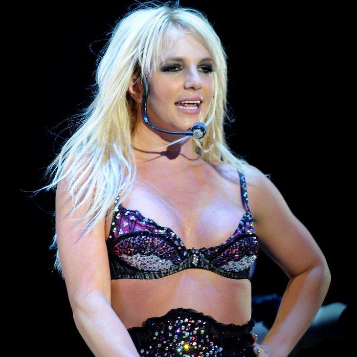 Britney Spears: Überraschungsshow in Las Vegas