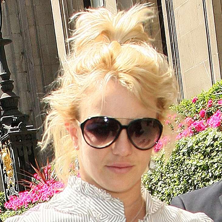 Britney Spears: Alkoholverbot am Set