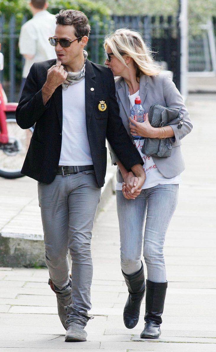Hochzeitsglocken für Kate Moss?