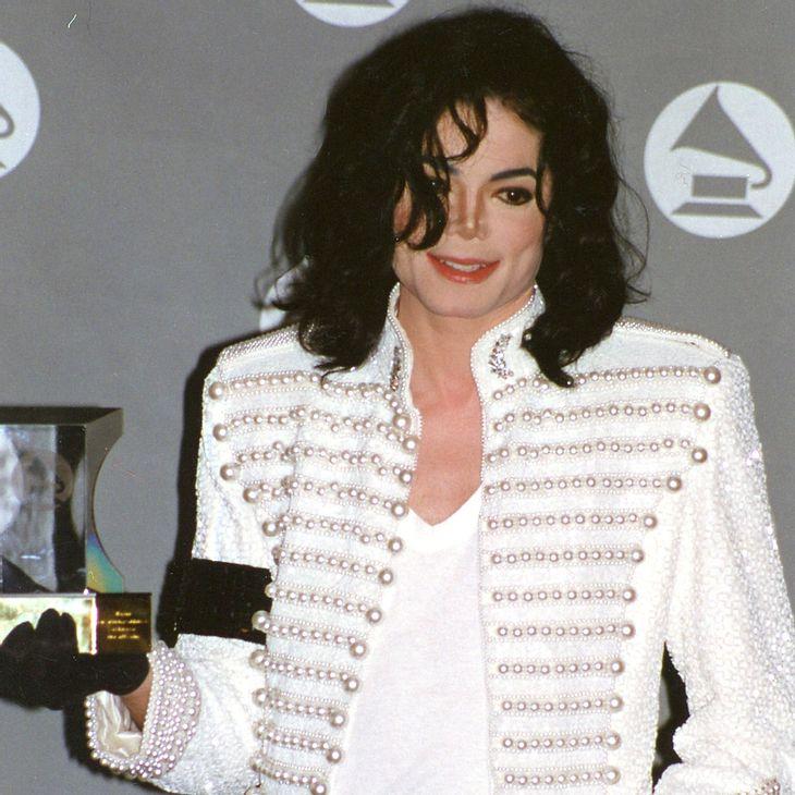 Michael Jacksons Kostüme gehen auf Welttournee