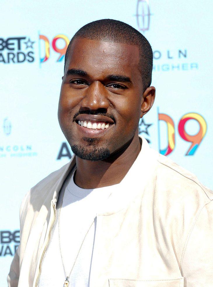 Kanyes Sommer-Job bei Gap