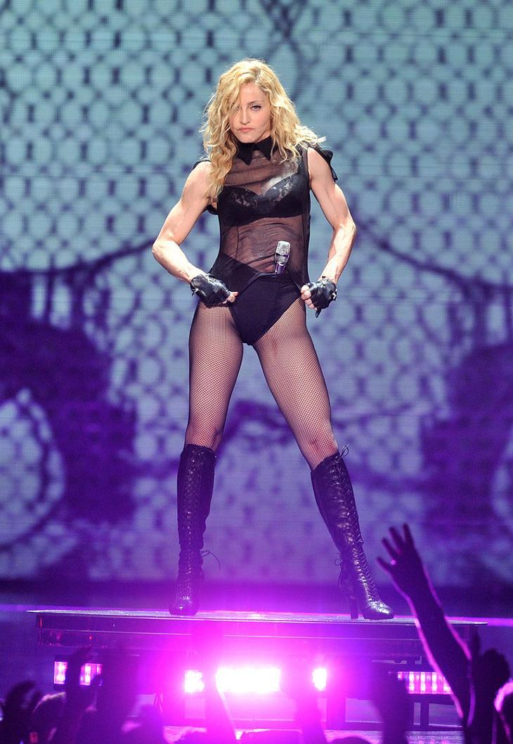 Madonna dementiert Ultramarathon-Berichte