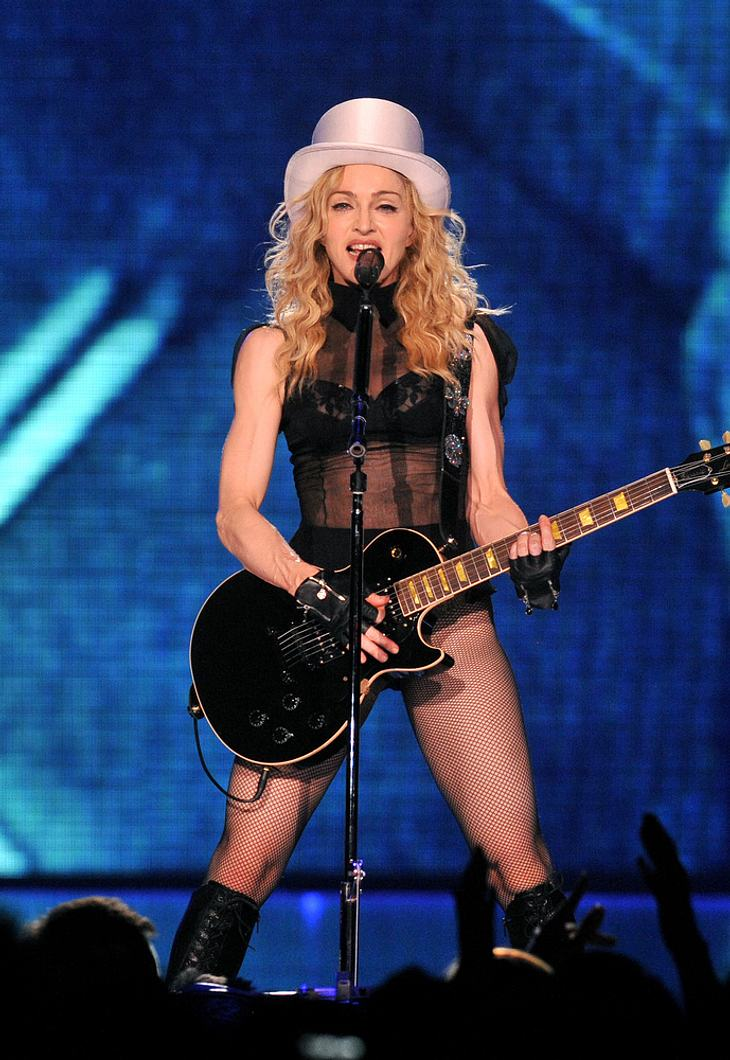 "Madonna bei ""The X Factor""?"