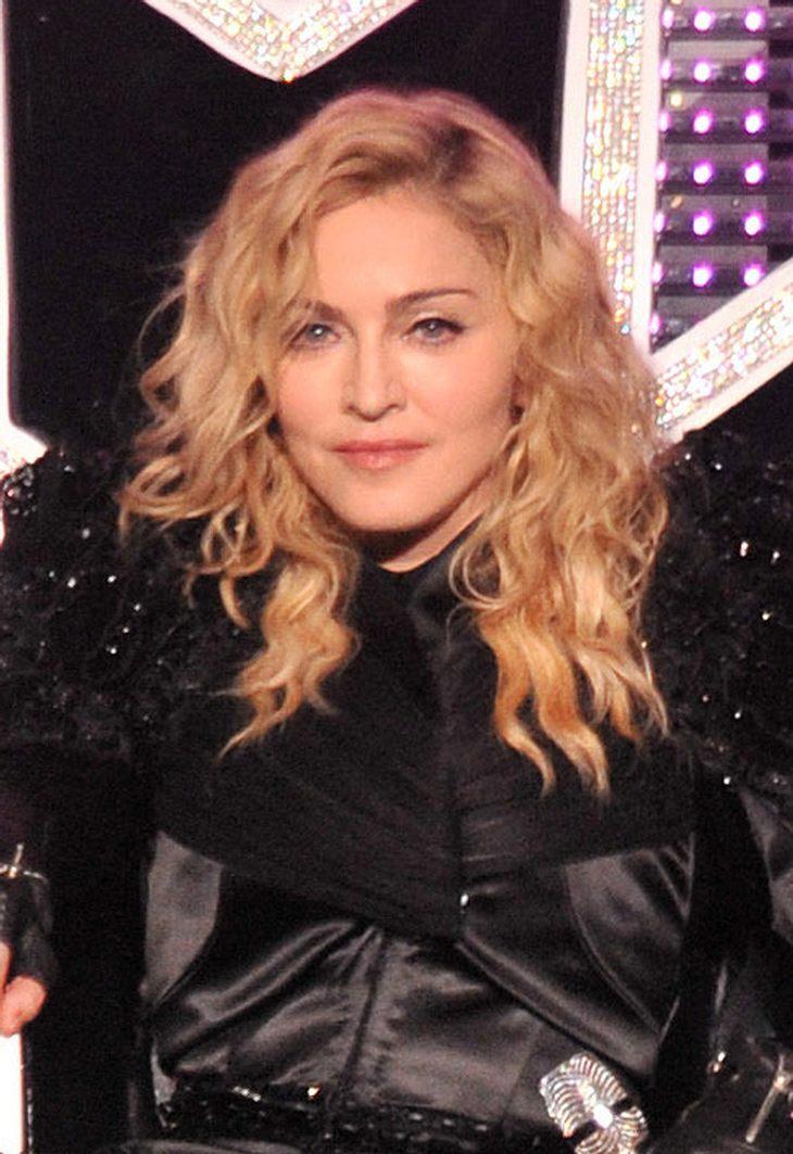 Madonnas Kids sehen sich ohne ihre Mama Paris an