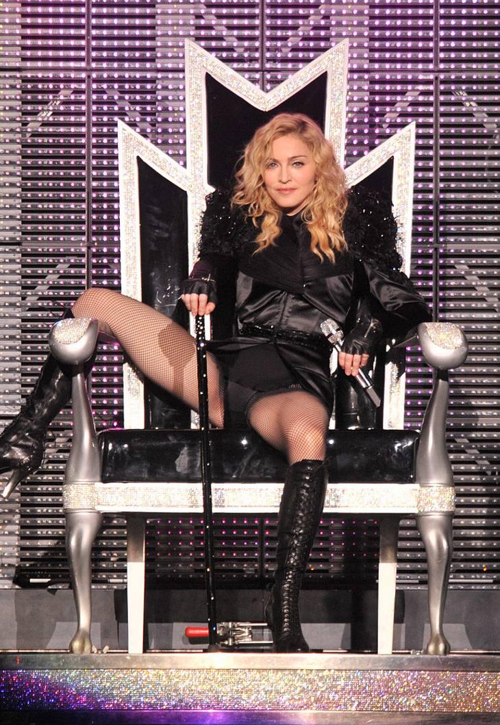 Madonna tut sich mit Künstlerin Minter zusammen
