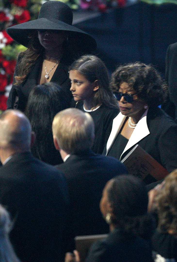 Testamentsvollstrecker: Michael Jacksons Mutter wollte Testament umschreiben