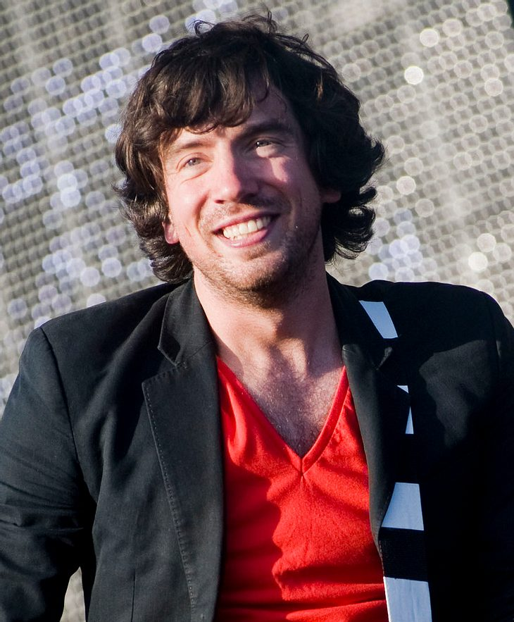 Snow Patrol covern Oasis-Hits bei Festival
