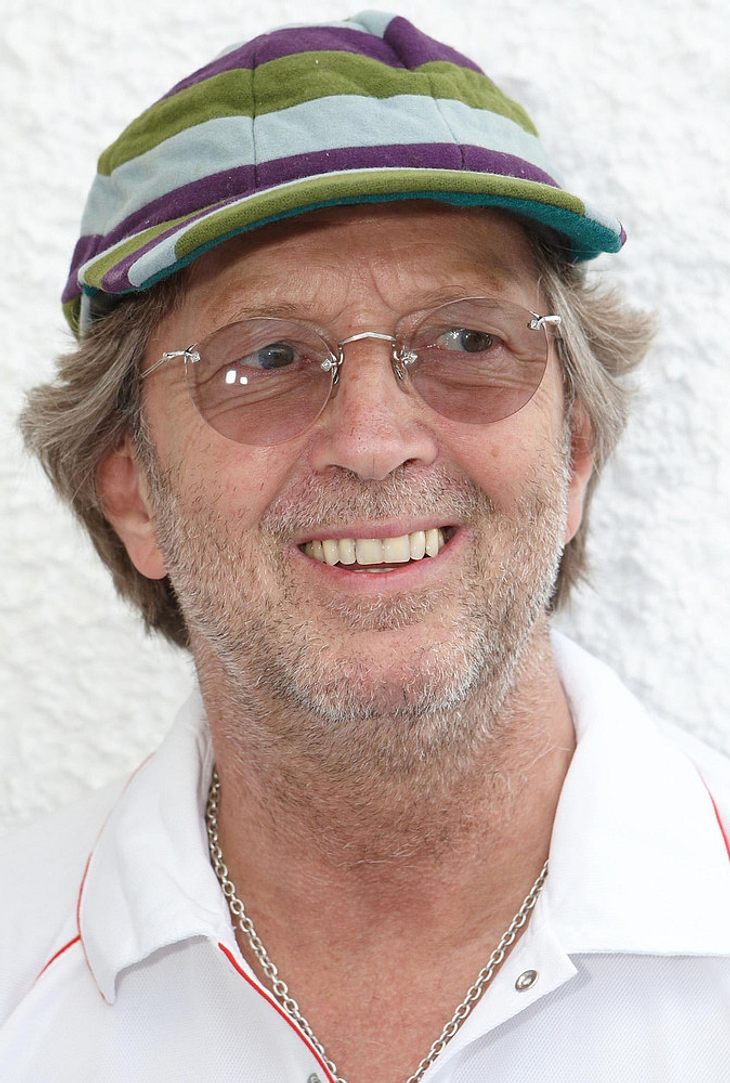 Eric Claptons Hi-Tech-Aufnahmen