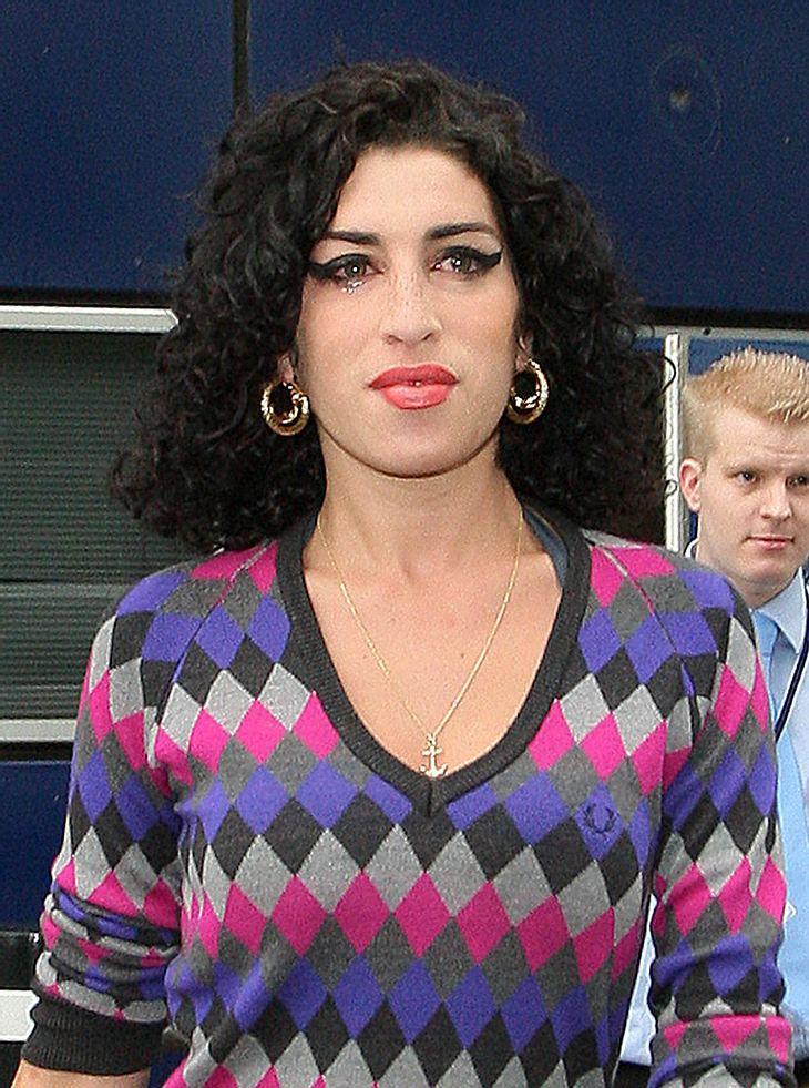 Amy Winehouse geschieden