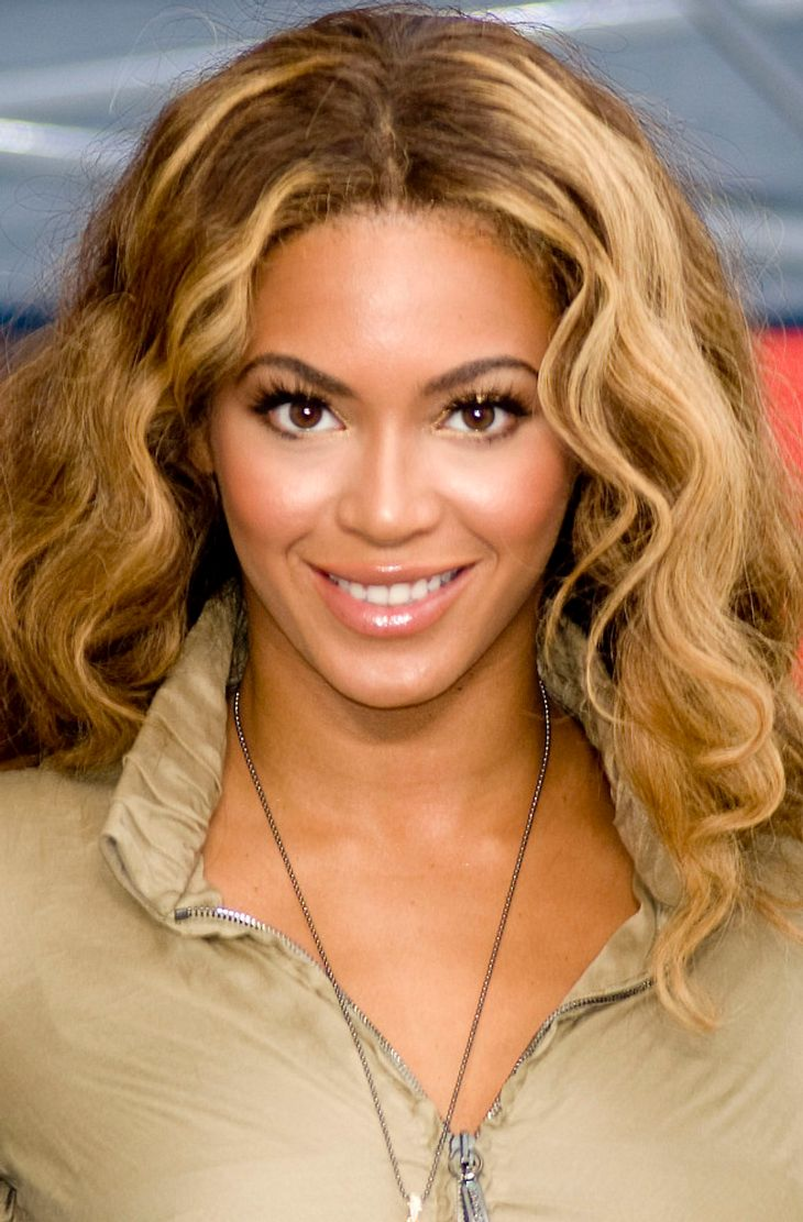 Beyonce in Angst bei Tokio-Erdbeben