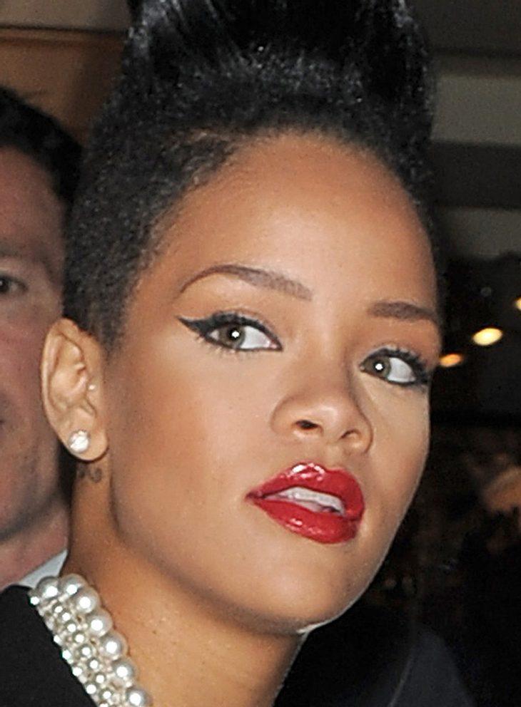 Rihanna erntet die Früchte ihrer Arbeit