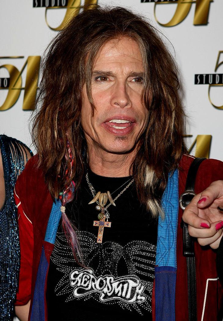 """Tyler: """"Ich verlasse Aerosmith nicht"""""""