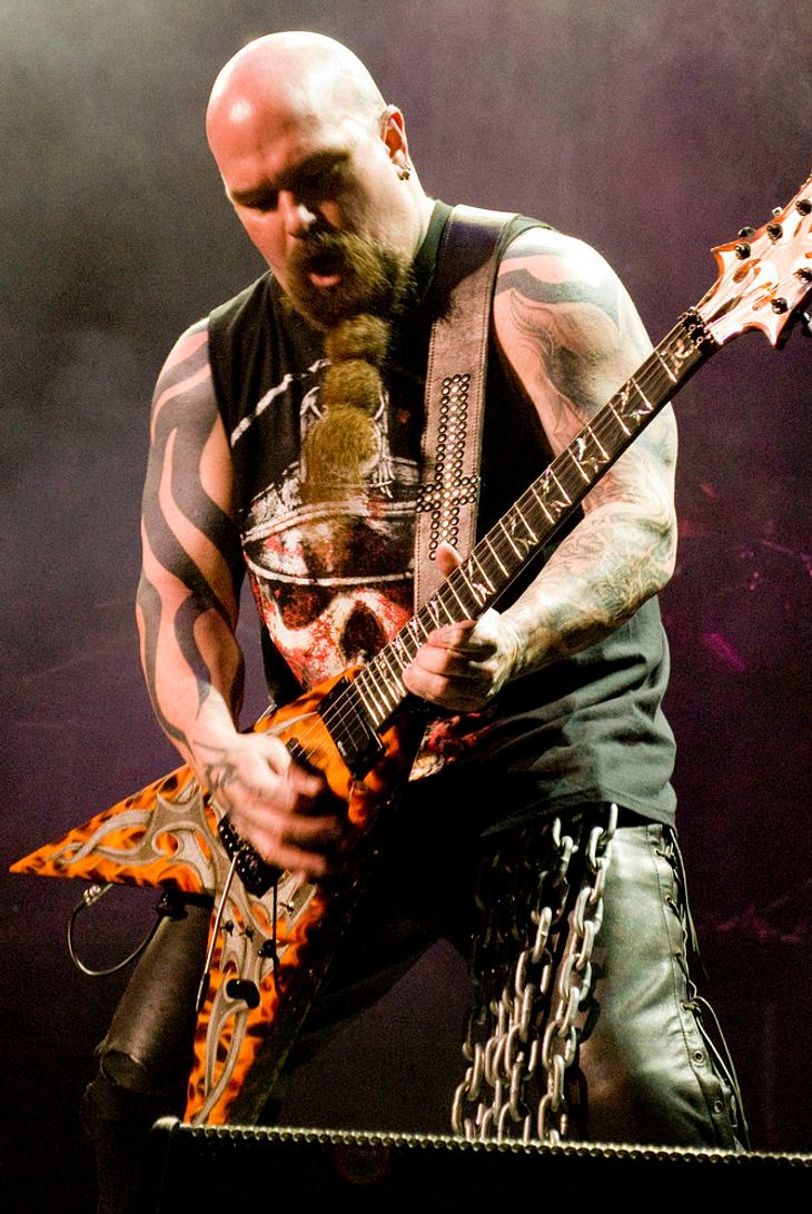 Slayer wollen weiter rocken