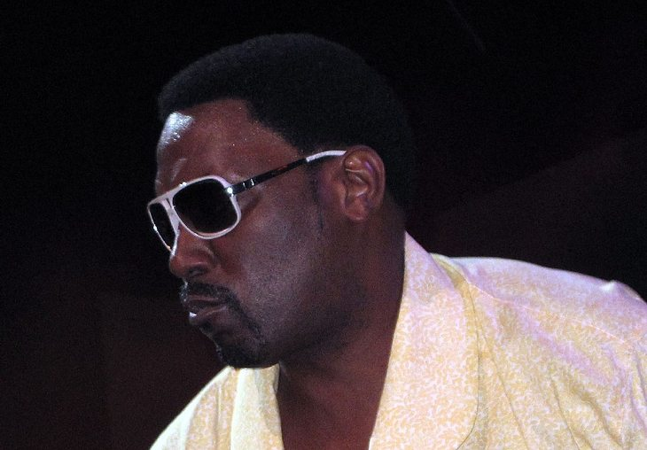 Big Daddy Kane hat geheiratet