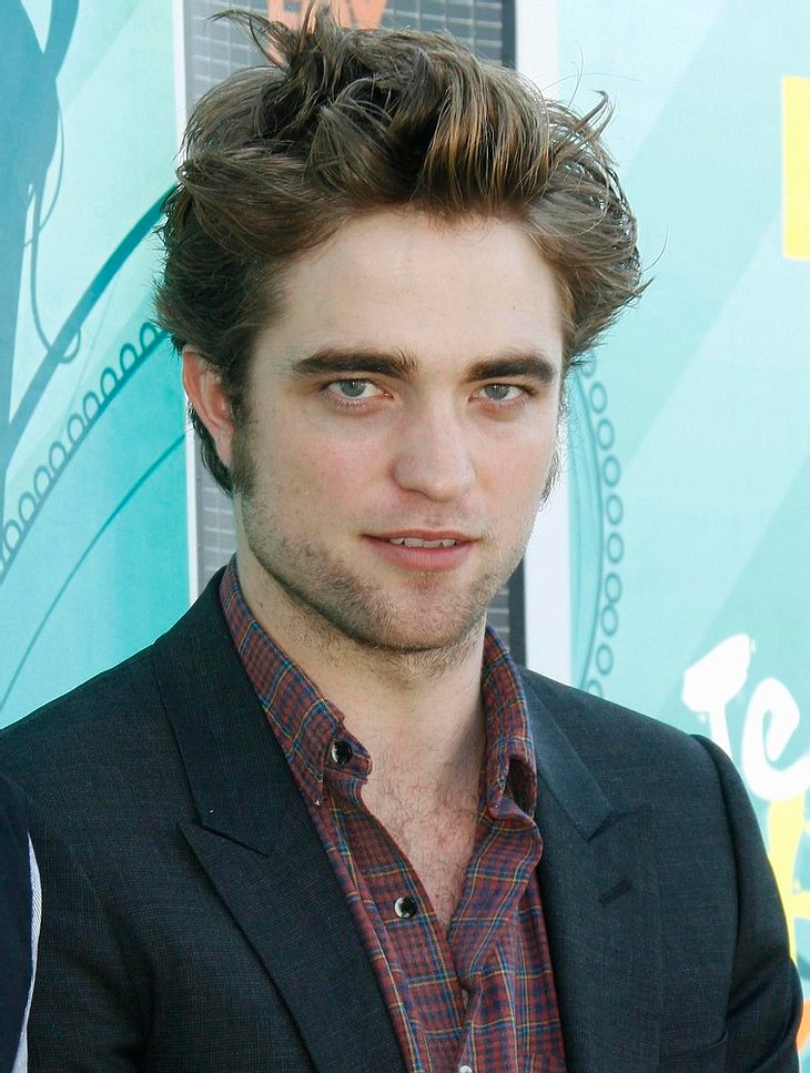 "Pattinson basierte ""Twilight""-Rolle auf James Dean"