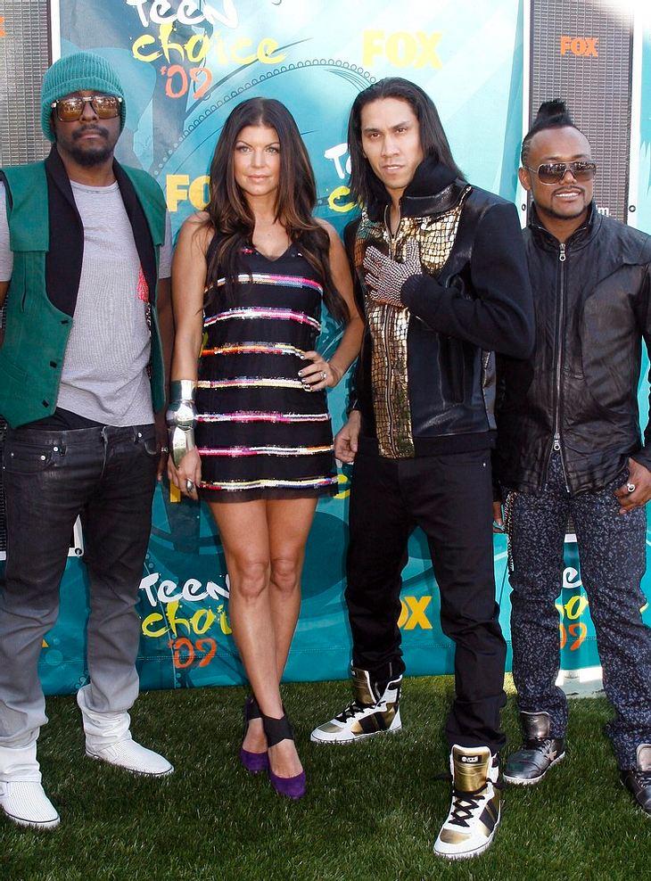 Black Eyed Peas stellen Rekord in US-Charts auf