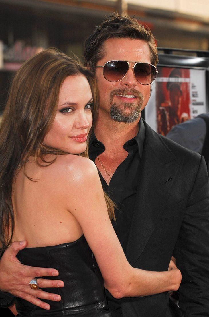 Jolie und Pitt spenden an Weihnachten für Kinder