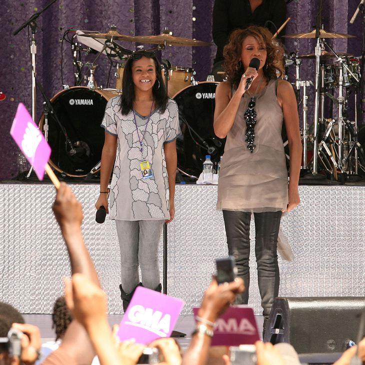 Whitney Houstons Familie bekommt Doku-Show