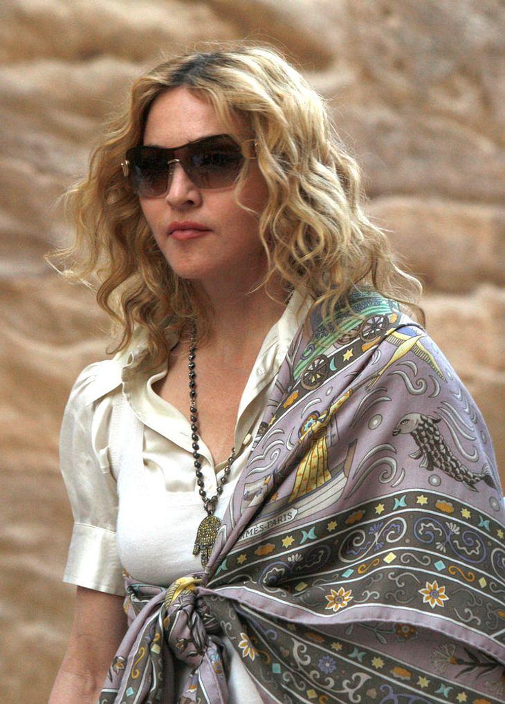 "Madonna hasst ""Madge"""
