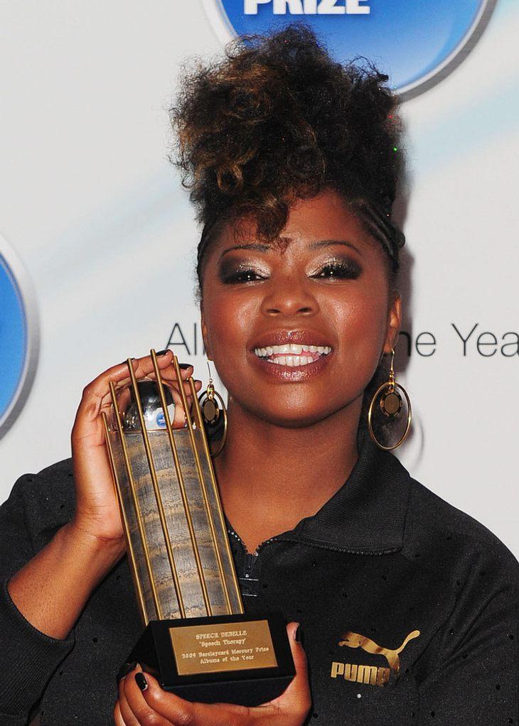 Rap-Newcomerin gewinnt Mercury Prize