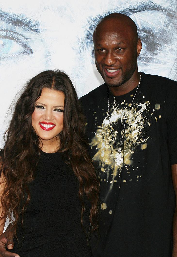 Kardashian und Odom: Hochzeit am Sonntag?