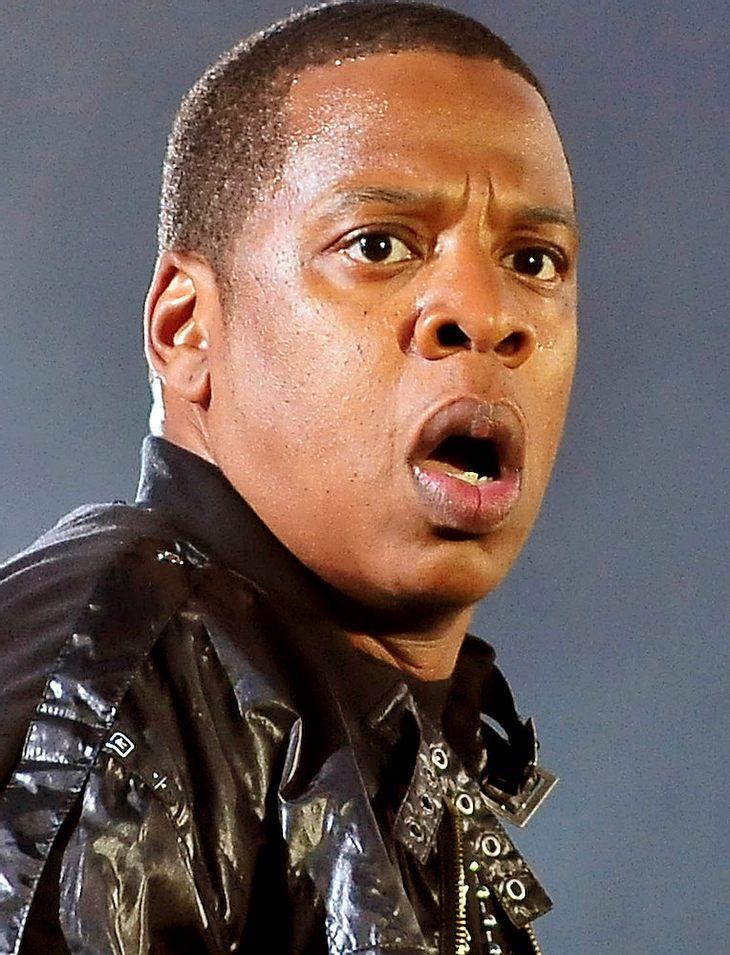 Jay-Z jettete für VMAs von Coldplay-Show ein