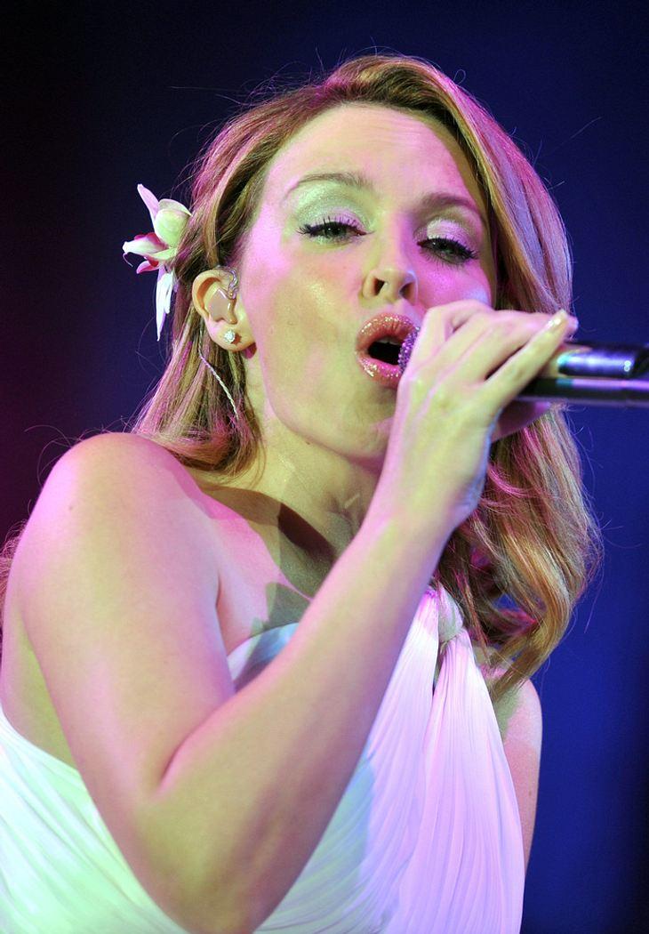 Minogue startet erste Nordamerika-Tour