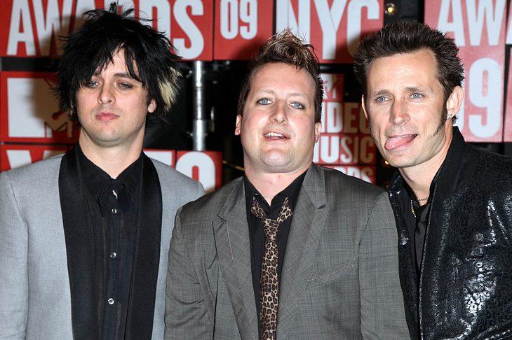 Green Day-Album inspiriert Kunstaustellung