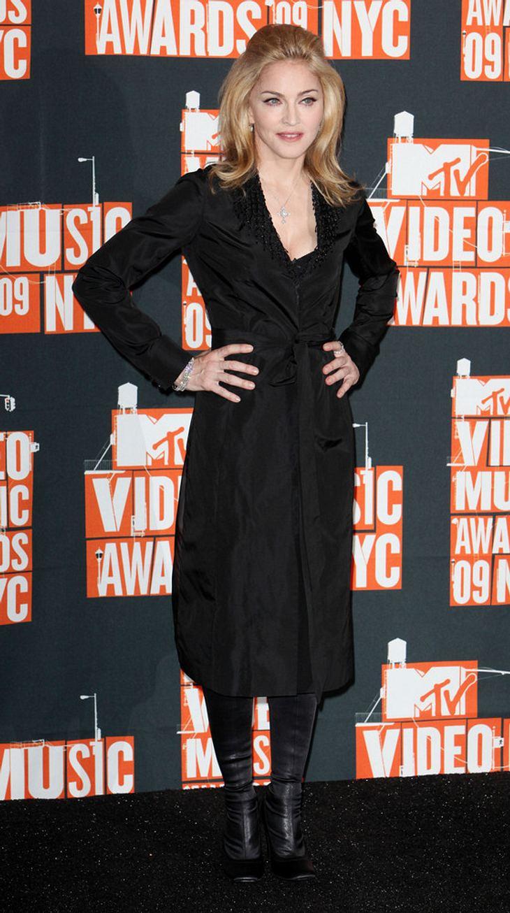 Madonna stellt Presleys UK-Chartrekord ein