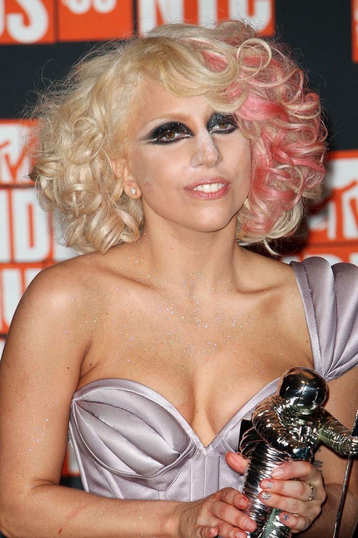 Lady Gaga und Kings of Leon Favoriten für Europe Music Awards