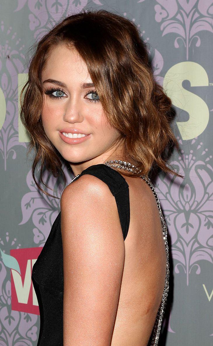 """Cyrus: """"Ich will wie Beyonce sein"""""""