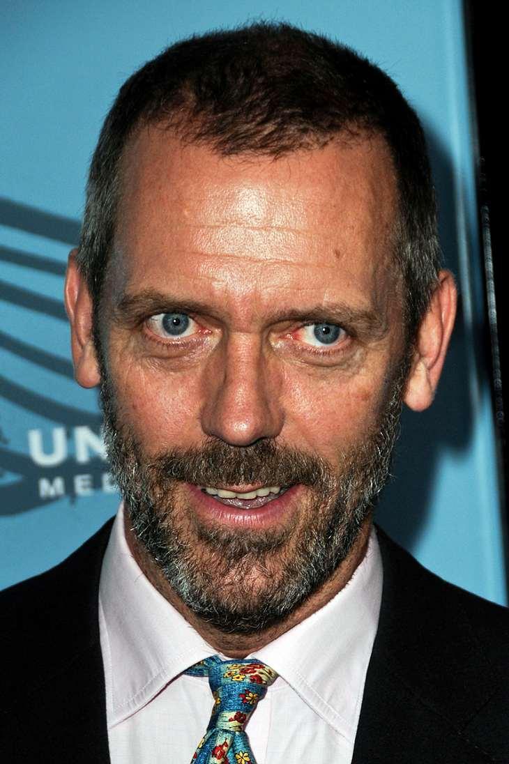 Hugh Laurie alias Dr. House ist sehr musikalisch