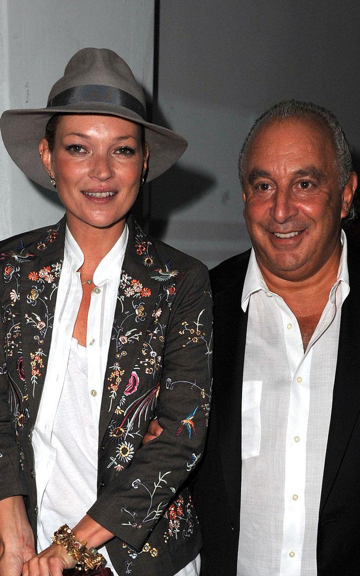 Kate Moss beendet Partnerschaft mit Topshop