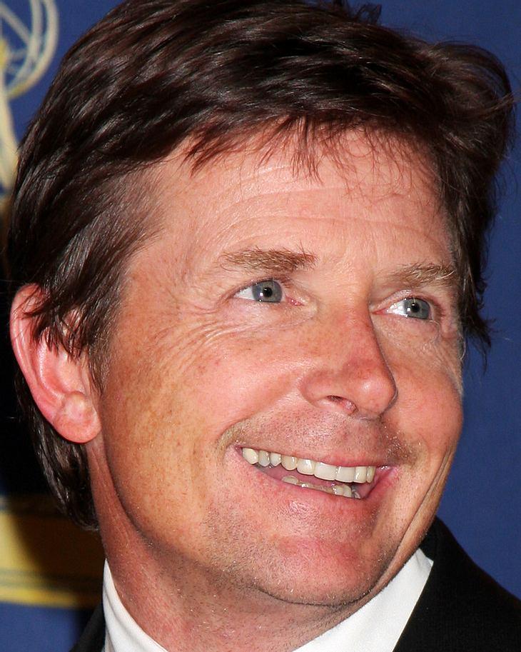 Michael J. Fox rockt für Parkinson-Hilfe